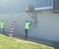 Syndicate Sales Warehouse Walls - Block, Wall, Paint, Coat