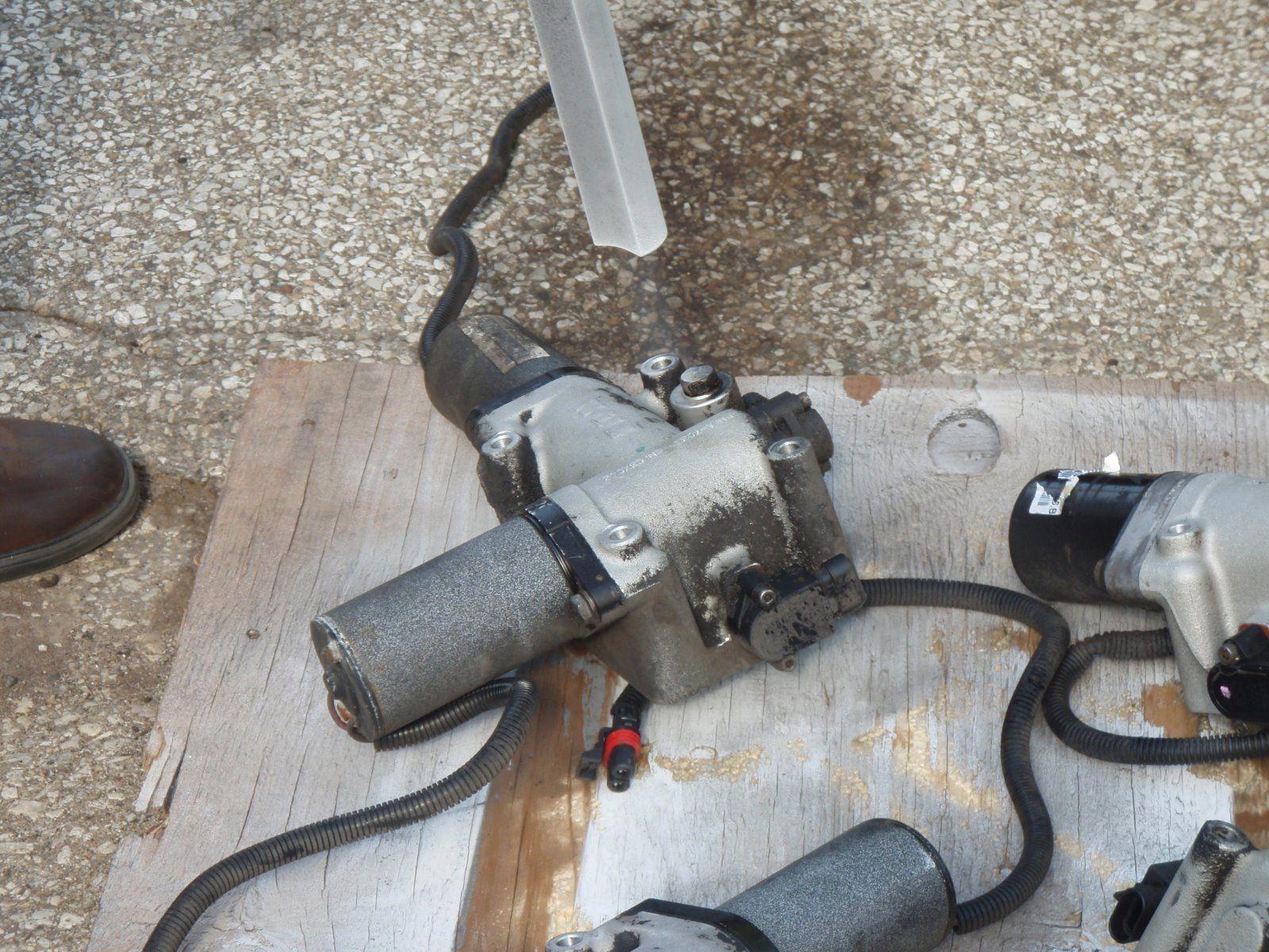 Dry Ice Blasting - Electric Motor Equipment