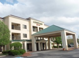 Courtyard by Marriott - EIFS wall system major repairs
